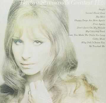 Barbra Streisand - Greatest Hits Vol. 1