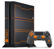 Sony PlayStation 4 (1 TB) [Call of Duty: Black Ops III Edition incl. draadloze controller, zonder spel] zwart