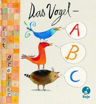 Das Vogel-ABC - Piet Grobler