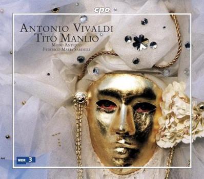 Sergio Foresti - Vivaldi/Tito Manlio:Modo Antiq