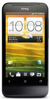 HTC One V 4GB zwart