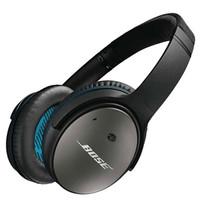 Bose QuietComfort 25 Acoustic cuffie con riduzione attiva del rumore nero [per Android]