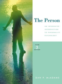 The Person 3e: An Integrated Introduction to Personality Psychology - McAdams