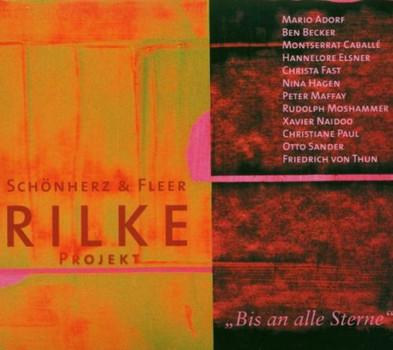 Schönherz+Fleer - Rilke Projekt Vol. 1: Bis an alle Sterne, Limit. Ed. 2006 mit Postkarten