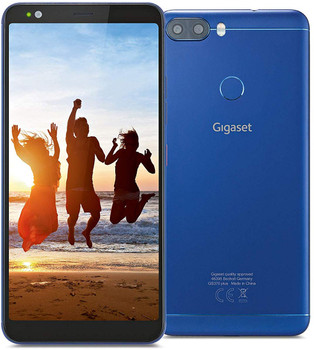 Gigaset GS370 Plus Dual SIM 64 GB blu