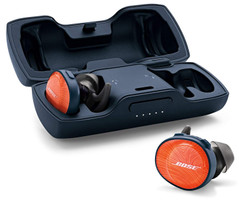 Bose SoundSport Free Wireless naranja