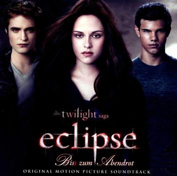 Die Twilight Saga: Eclipse - Bis(s) zum Abendrot (German Deluxe Version incl. 2 Bonus Tracks) [Soundtrack]