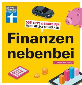 Finanzen nebenbei. 555 Tipps & Tricks für mehr Geld & Sicherheit - Thomas Hammer  [Taschenbuch]