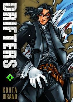 Drifters: Bd. 4 - Hirano, Kotha