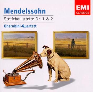 Cherubini Quartett - Streichquartette 1 & 2