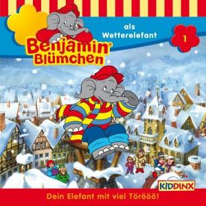 Benjamin Blümchen - Als Wetterelefant Folge 01