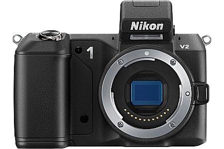 Nikon 1 V2 Systeemcamera zwart
