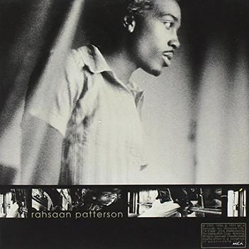 Rahsaan Patterson - Rahsaan Patterson