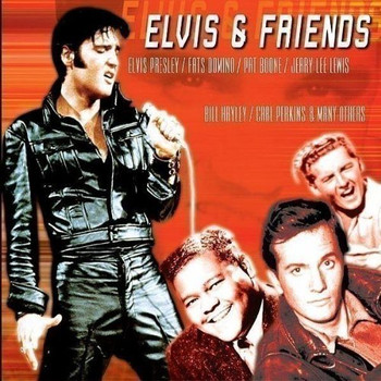 Various - Elvis & Friends