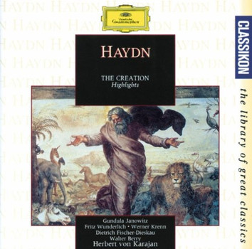 Karajan - Schöpfung