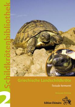 Griechische Landschildkröte (Testudo hermanni) - Holger Vetter