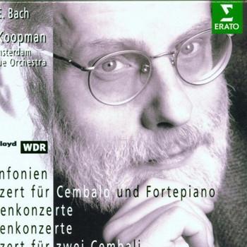 Koopman - Konzerte und Sinfonien
