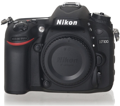 Nikon D7100 SLR-Digitale camera noir