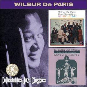 Wilbur Deparis - Plays Something Old Something