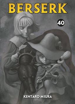 Berserk. Bd. 40 - Kentaro Miura  [Taschenbuch]