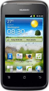 Huawei U8655 Ascend Y 200 zwart