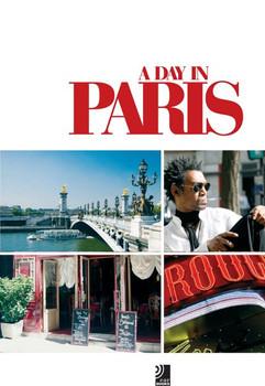 A Day in Paris [Gebundene Ausgabe]
