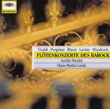 Kammerorchester Emil Seiler - Wolfgang Hofmann: Flötenkonzerte des Barock