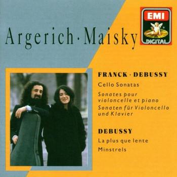 Mischa Maisky - Cellosonaten