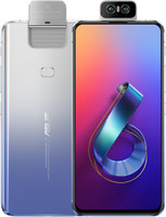 Asus ZS630KL ZenFone 6 Dual SIM 256GB plata