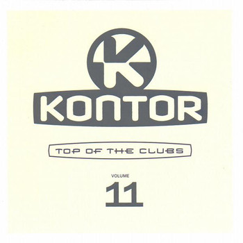 Various - Kontor-Top of the Clubs 11