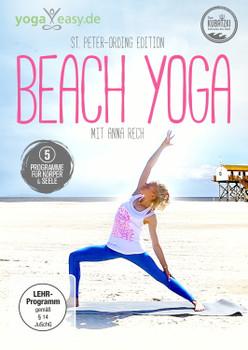 Beach Yoga - Das Yoga Programm für dein Wohlbefinden