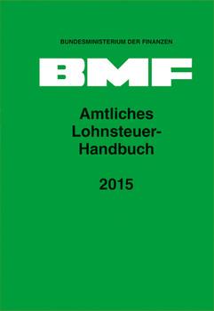 Amtliches Lohnsteuer-Handbuch 2015