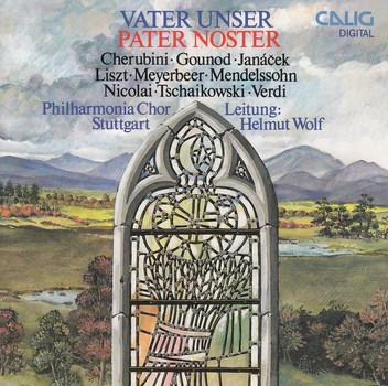 Philharmonia Chor Stuttgart - Helmut Wolf: Vater unser - Pater Noster