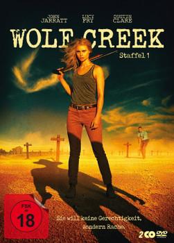 Wolf Creek - Staffel 1 [2 DVDs]
