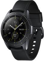 Samsung Galaxy Watch 42mm negro con correa de silicona negra [Wifi]