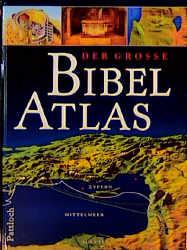 Der große Bibelatlas - Marcus Braybrooke