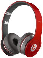 Beats by Dr. Dre wireless rojo