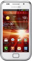 Samsung I9001 Galaxy S Plus 8GB blanco