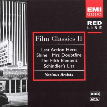 Neville Marriner - Red Line - Film Classics Vol. 2