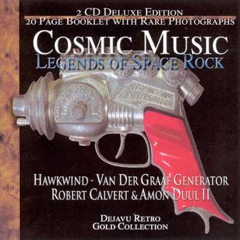Various - Anthology of Cosmic Music