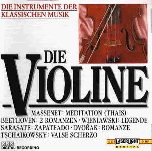 Various - Instrumente Vol.5 die Violine