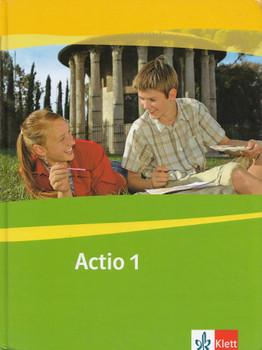 Actio 1 - Lateinisches Unterrichtswerk: Schülerarbeitsbuch für die 5/6 Klasse - Martin Holtermann [Gebundene Ausgabe, 8. Auflage 2013]