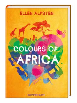 Colours of Africa - Alpsten, Ellen