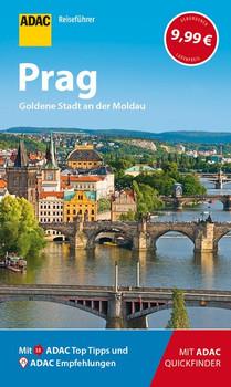 ADAC Reiseführer Prag - Franziska Neudert  [Taschenbuch]