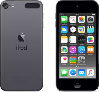 Apple iPod touch 6G 32 Go gris sidéral