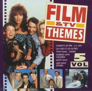 Various - Film & TV Themes 5