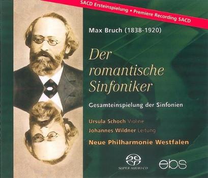 Schoch - Die Sinfonien/Violinkonzert 2/
