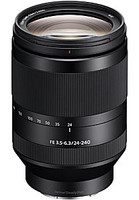 Sony FE 24-240 mm F3.5-6.3 OSS 72 mm Objetivo (Montura Sony E-mount) negro