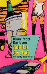 Süß ist der Tod. Ein Goldy- Bear- Krimi. - Diane Mott Davidson
