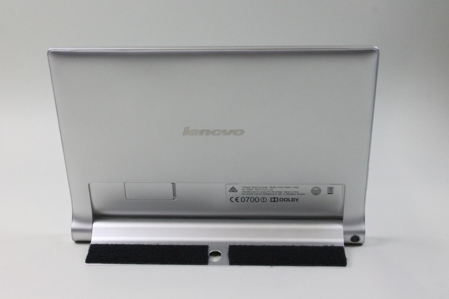 Lenovo Yoga Tablet 2 101 16gb Emmc Wi Fi 4g Silber Mit Idea Tab B8000 Silver 3 Von 4